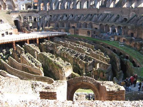 27-Colosseum (Inside)