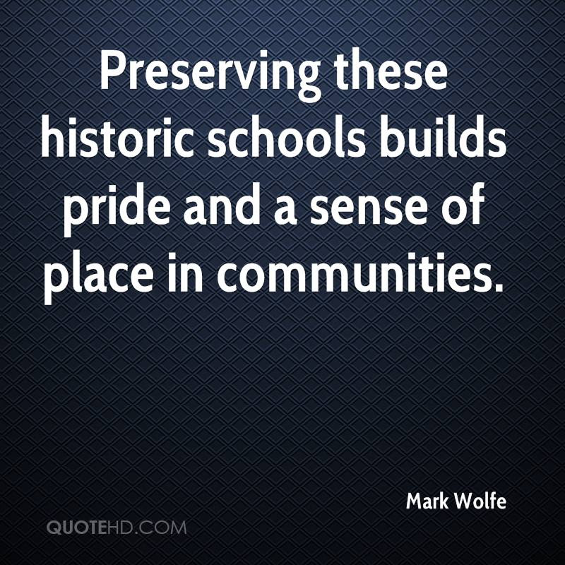 Mark Wolfe Quotes Quotehd