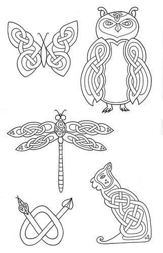 Celtic Design 049