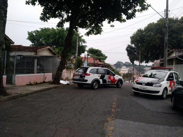 Homem de 34 anos é morto na zona leste de São José dos Campos, SP (Foto: Divulgação/ Polícia Civil)