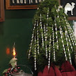 Pewter Icicles on Tree TFP - jigsaw puzzle (80 pieces)