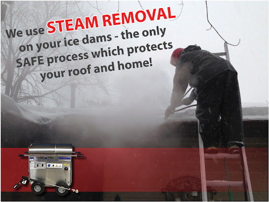 RTD Ice Dam Removal