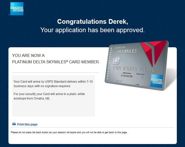 Can you be Approved for 13 American Express Cards in One Day ...