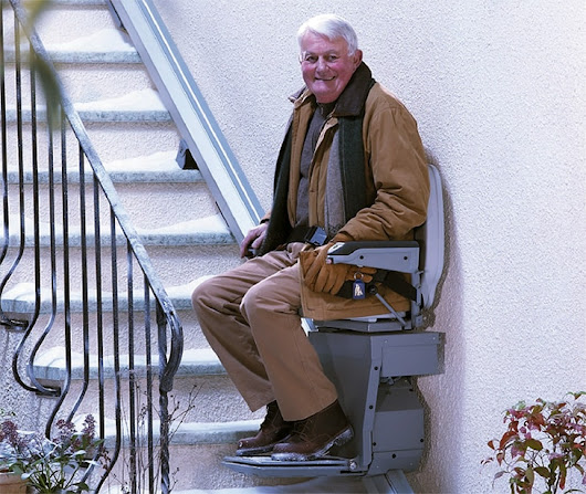 Orange County Outdoor Stairlifts | Outdoor Stairlifts Orange County