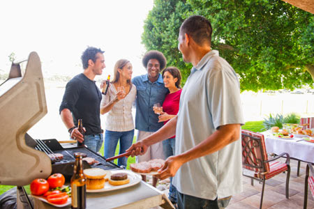 Get Your Backyard Ready for an Outdoor Party