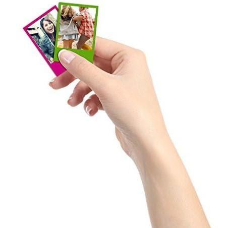 Polaroid 2x3 Inch Rainbow Border Premium Zink Photo Paper