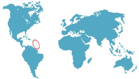 Carte Du Monde Guadeloupe.Carte Du Monde Guadeloupe Carte