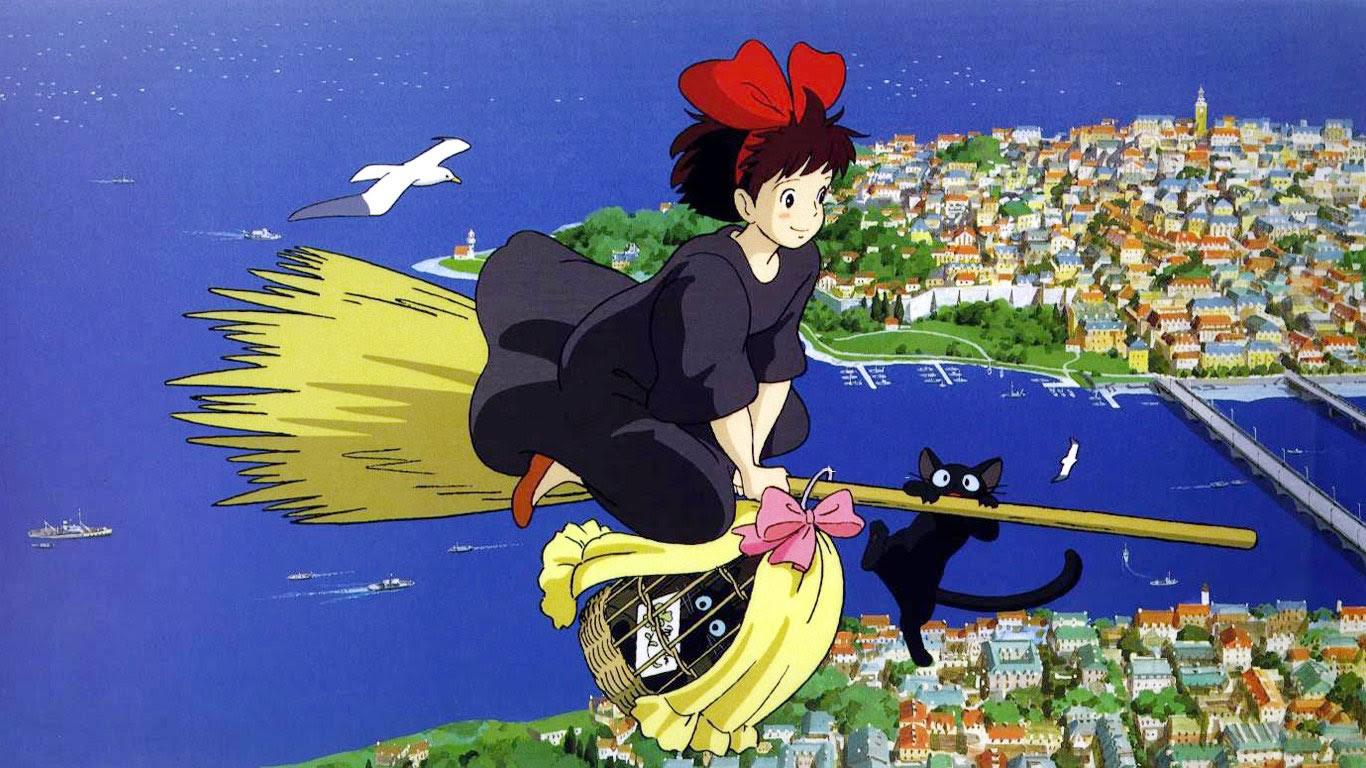 Studio Ghibli's Kiki's Delivery Service