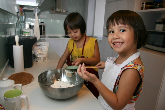 Healthy Cooking with Family