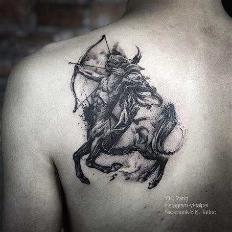 sagittarius tattoos design  ideas  women