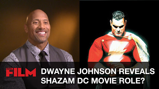 Yep, Dwayne Johnson Pretty Much Revealed the DC Superhero He's Going to Play - VideoViber - Share Media Socially