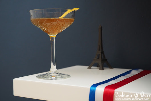 Champs-Elysées Cocktail Recipe - Cocktails & Bars