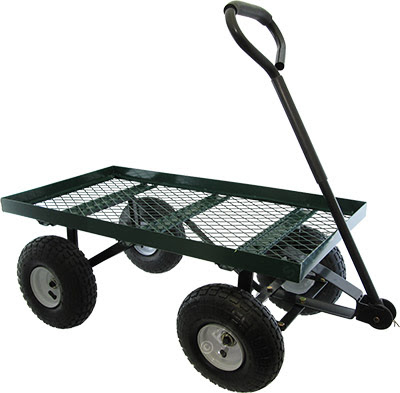 ProYard® Steel Garden Cart