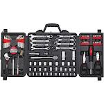 Apollo Tools 101pc Mechanics Tool Kit DT0006 Red