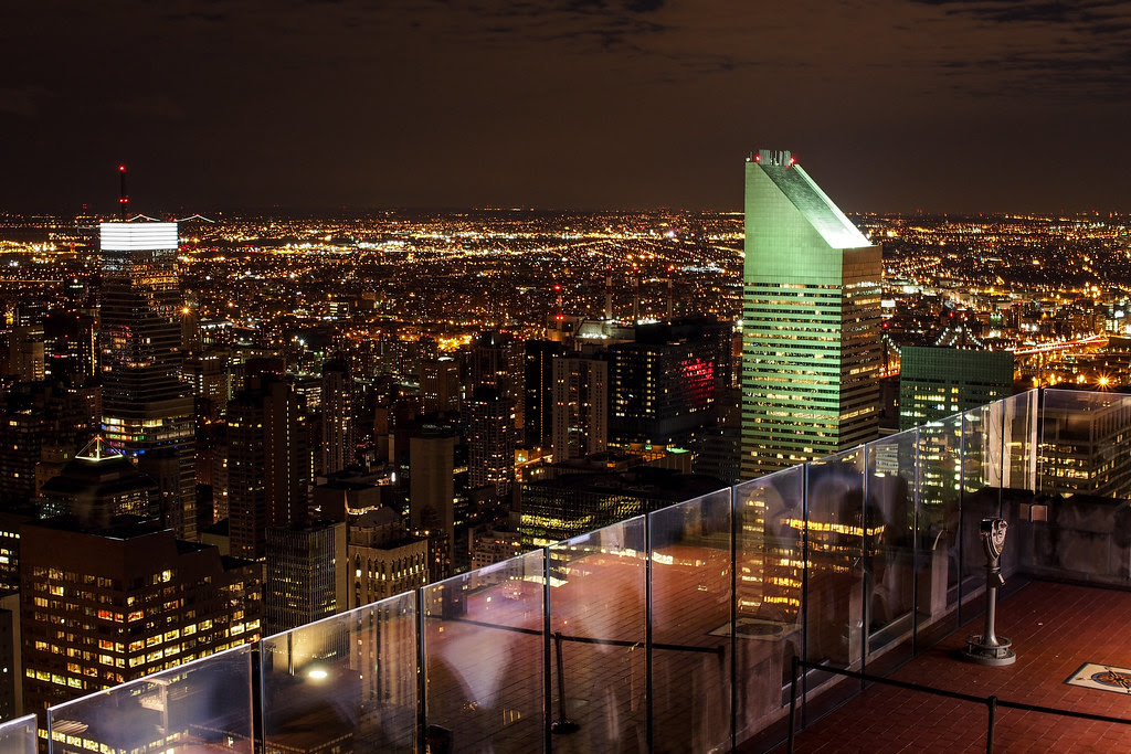Top Of The Rock|New York