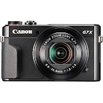 Canon PowerShot G7 X Mark II 20.1 MP Compact Digital Camera - 1080p - Black