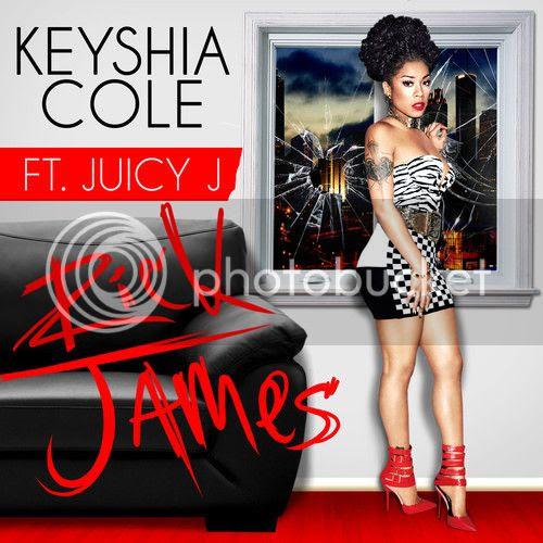 New Music: Keyshia Cole debuts horribly ratchet new single 'Rick James'...