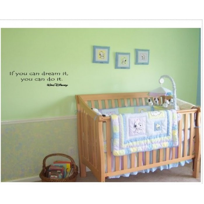 If You Can Dream It You Can Do It Walt Disney Vinyl Wall Quotes And