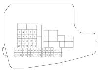 Rx 7 Fuse Box Diagram