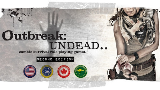 Pre-order Outbreak: Undead 2E - The Survival Horror Simulation RPG. on BackerKit