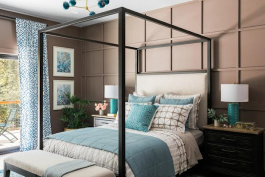 Master Bedroom From DIY Network Ultimate Retreat 2018