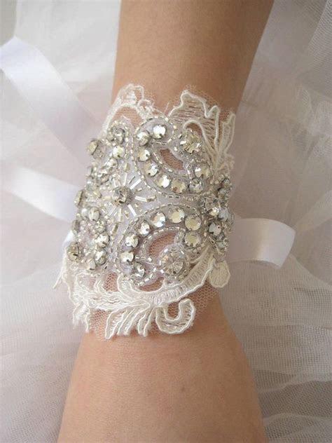 25  best ideas about Bridal cuff on Pinterest   Wedding