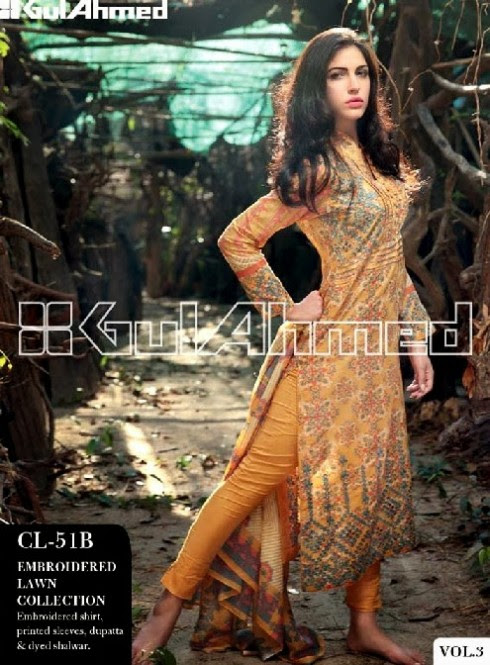 Gul-Ahmed-Spring-Summer-Lawn-Dress-Clothes-for-Beautiful-Girls-Gul-Ahmed-Magazine-Idea-Outfits-5