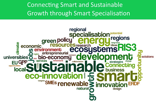 Connecting Smart and Sustainable Growth through Smart Specialisation - Online S3 Project website