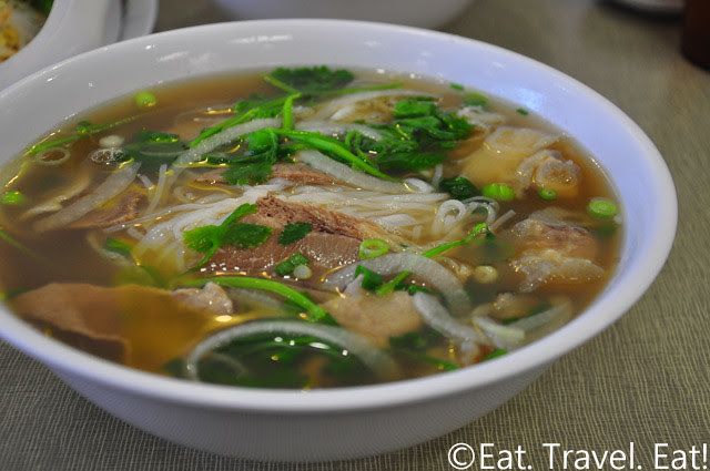 Golden Deli- Temple City, CA: Pho w/ Rare Beef, Brisket Beef, Tendon, Tripe (Large)