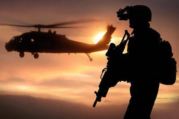 Спецназ, не знающий побед: американские «Дельта Форс»