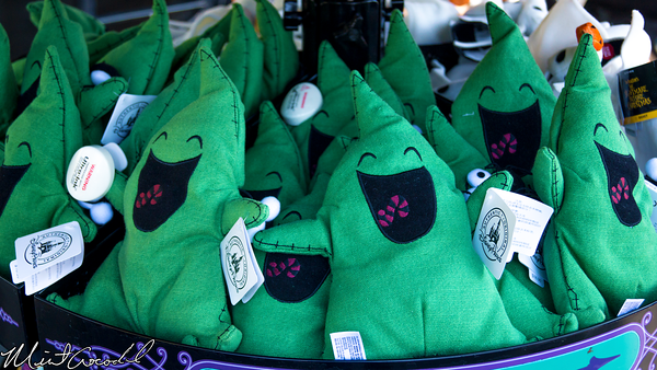 Disneyland Resort, Disneyland, Haunted Mansion, Holiday, Oggie Boogie, Plush, Halloween Time