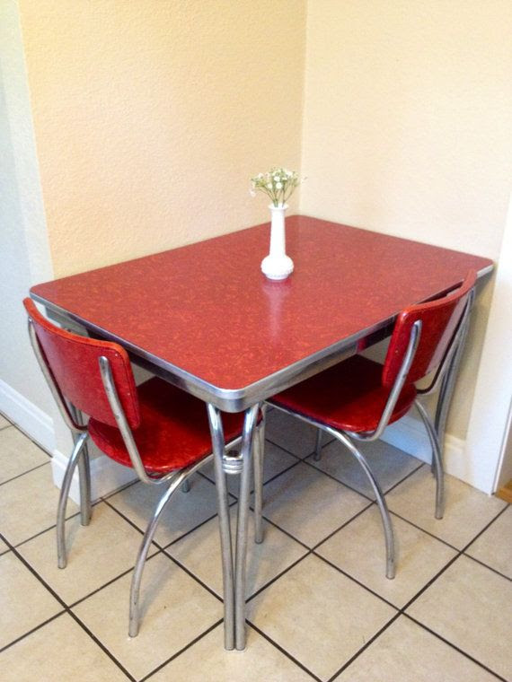 Home Architec Ideas 1950 Kitchen Table