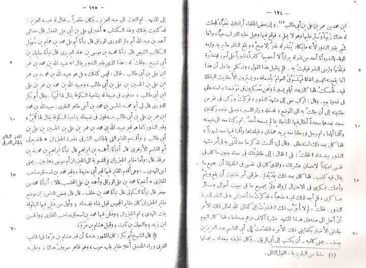 KItab Taarikh Al-Baghdaadii