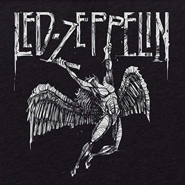 Led Zeppelin Mocking Angels That Fell from Heaven – Now the Whole World Makes Sense! (Video)