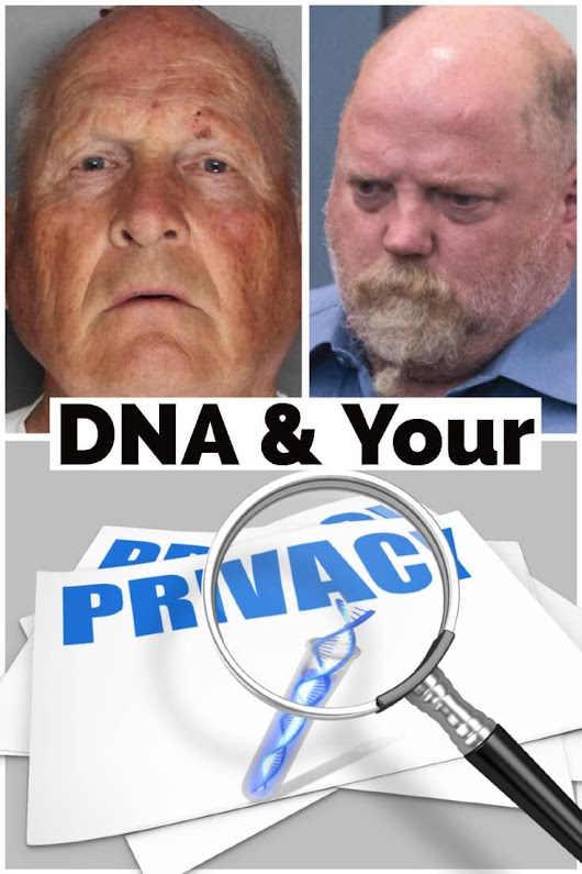 DNA and Privacy: No Man is a Genetic Island | Genealogy Gems