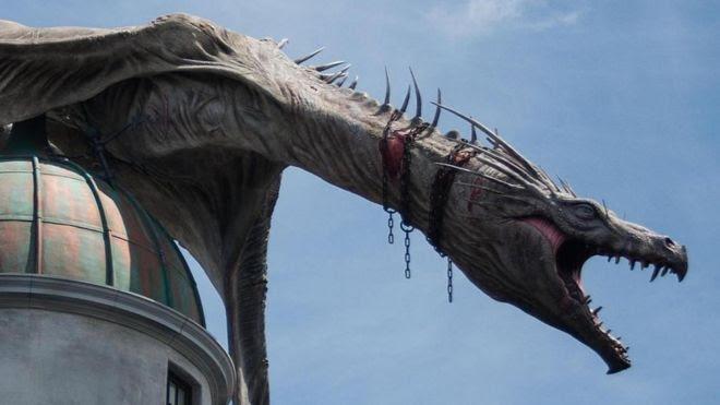 película de Dragon