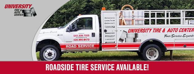 University Tire Auto Center Locations In Virginia