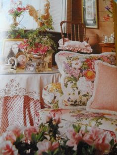 English cottage style, swoon...love it!