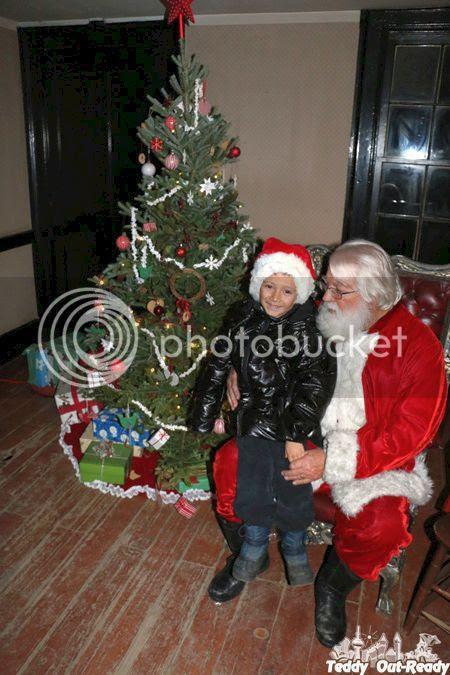 Black Creek Santa