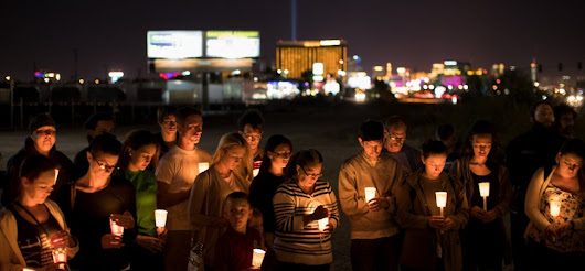 The Psychological First Aid We Should Be Giving to the Survivors of the Las Vegas Shooting