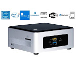 Intel NUC NUC5CPYH Desktop (Intel Celeron N3060, RAM, , Intel HD Graphics, Wifi, Bluetooth, 4xUSB 3.0, 1xHDMI, )