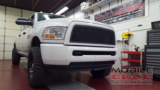 Bath Client Chooses 2010 Ram 1500 Window Deflectors and 3M Tint