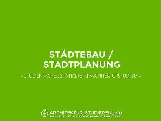 Architekturstudium google for Architektur studieren info