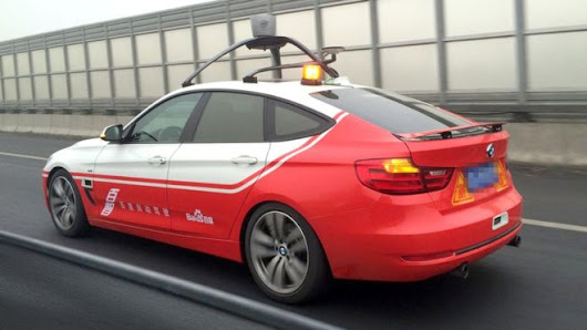 Review: 2020 a predictable launch year of driverless car by 'Baidu' - Techno Xprt