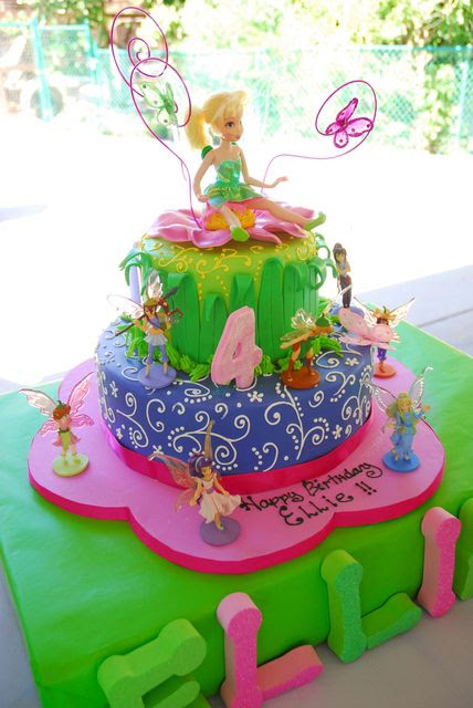 """Photo 1 of 42: Tinkerbell & Fairies / Birthday """"Tinkerbell and the Pixie Hallow Games""""   Catch My Party"""