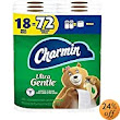 Coupon: $2.00 OFF ONE Charmin Toilet Paper Product 18 Mega Roll, 48 Double Roll or larger (excludes trial/travel size) Expires Nov 26, 2016