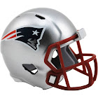 Riddell New England Patriots Pocket Pro - Speed
