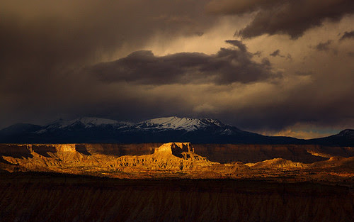 Etched in Gold by Michael Anderson por AndersonImages