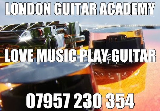 Guitar Lessons SW6 Fulham | London Guitar Academy