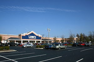 Lowe's Home Improvement Warehouse at 117 Willi...